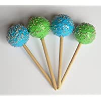 Cake Pops Blue And Green Set Of 4 Perfect For 18 Inch American Girl Dolls