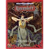 Van Richten's Guide to Fiends (Advanced Dungeons & Dragons : Ravenloft, No 9477)by Scott Burdick