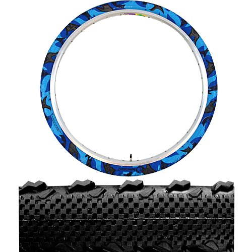 Amazon.com : Sweetskinz Semi-Slick Mountain Bike Tire (26 x 1.95