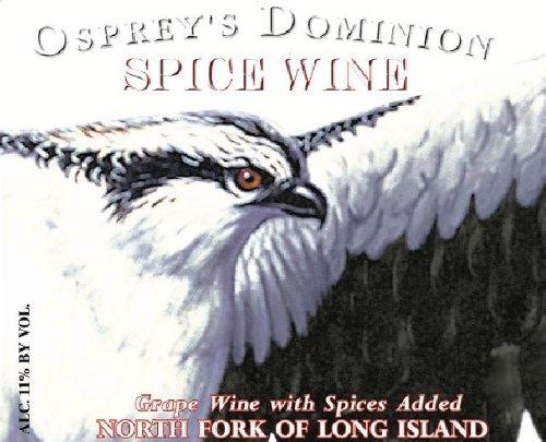 Nv Osprey'S Dominion Spice Wine Blend - Red 750 Ml