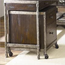 Hammary Structure Rolling File Cabinet