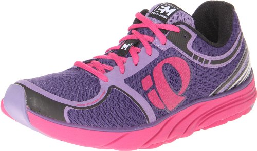 Pearl Izumi – Run Women's W EM RoaB M 3 Running Shoe,Blackberry/Black,10 B US