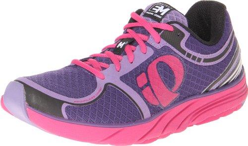 Pearl Izumi – Run Women's W EM RoaB M 3 Running Shoe,Blackberry/Black,10 B US