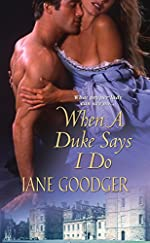 When a Duke Says I Do (Lords and Ladies Series)