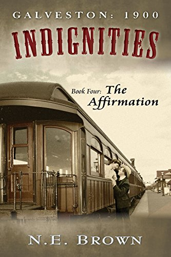 Book: Galveston - 1900 - Indignities, Book Four - The Affirmation by N.E. Brown