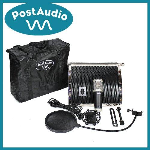 Post Audio Studio Bundle U1600 Usb Condenser Mic & Arf-27 Reflection Filter