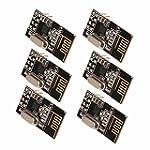 SODIAL(R) 6x 2,4 GHz Emetteur-recepte...