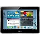 Samsung Galaxy Tab 2 P5100 3G+WIFI Tablet (25,7 cm (10.1 Zoll) Display, 1GHz Prozessor, 1GB RAM, 16 GB Speicher, 3,2 Megapixel Kamera, Android) titanium-silber