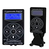 TBvechi Hurricane Digital Tattoo Power Supply LCD Display Professional AC 110V 60Hz for Tattoo Machine