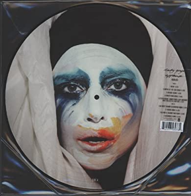 Lady Gaga: Applause Remixes LP (Record Store Day)