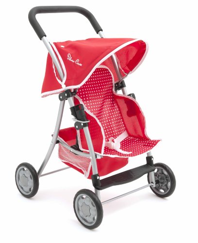 Silver Cross Cruiser Pram in Poppy Domino
