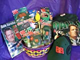 NASCAR Dale Earnhardt Jr. Christmas Gift Basket