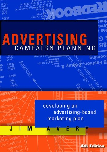 Advertising Campaign Planning: Developing an Advertising-based...