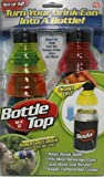As Seen On TV - BOTTLE TOPS Package of 12 tops