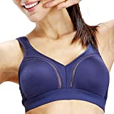 Yvette Women Yoga Racerback Sports Bra #6008 -U Back