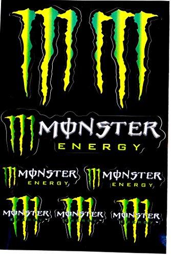 planche-de-8-gros-autocollants-stickers-monster-energy-45x30cm
