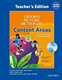 img - for Oxford Picture Dictionary for the Content Areas Teacher's Edition with Lesson Plan CD Pack book / textbook / text book