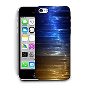 Snoogg Colorful Crystals Design Printed Protective Phone Back Case Cover For Apple Iphone 6+ / 6 Plus