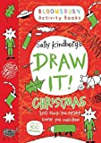Draw It Christmas (Bloomsbury Activity Books)