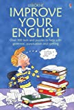 img - for Usborne Improve Your English (Test Yourself Series) book / textbook / text book