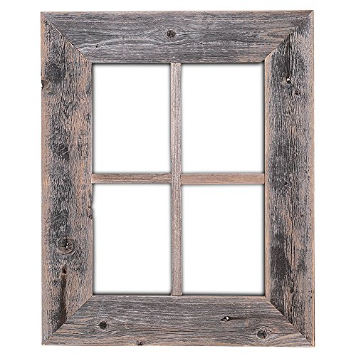 Old Rustic Window Barnwood Frames - Not For Pictures (Antique Picture Frames compare prices)