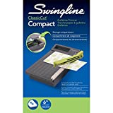 Swingline 1060T ClassicCut Compact Guillotine Trimmer, 6-Inch. Cut Length, 5 Sheet Capacity