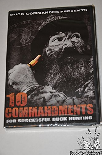 Duck Commander Ten Commandments DVD