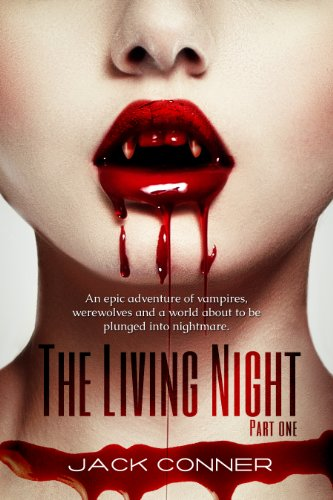 The Living Night by Jack Conner ebook deal