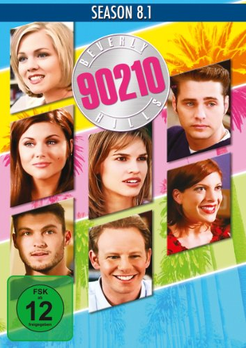Beverly Hills, 90210 - Season 8.1 [3 DVDs]