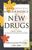 img - for Homeopathic Materia medica of new Drugs book / textbook / text book