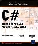 C # - D�veloppez avec Visual Studio 2...