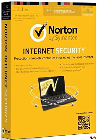 Norton internet security 2013 (1 postes, 1 an)