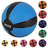 Medizinball Gewichtsball von POWRX 1 - 10 kg | versch....