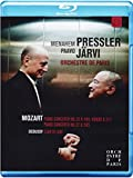 Menahem Pressler-Paavo Jarvi-Orchestre De Paris [Blu-ray]