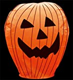 Night Sky Lanterns Pumpkin Lanterns (Pack of 4)