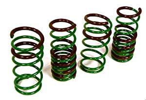 Tein SKL52-AUB00 S.Tech Lowering Spring for Scion tC