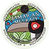 Wolfgang Puck Jamaican Me Crazy 24 Single Serve Cups (Pack of 4), Compatible with All Keurig K-Cup Brewers, including Keurig 2.0