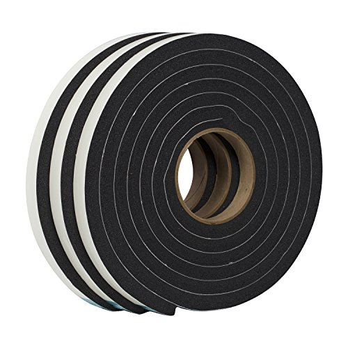 duck-brand-284424-self-adhesive-foam-weatherstrip-seal-for-extra-large-gaps-3-4-inch-x-1-2-inch-x-10