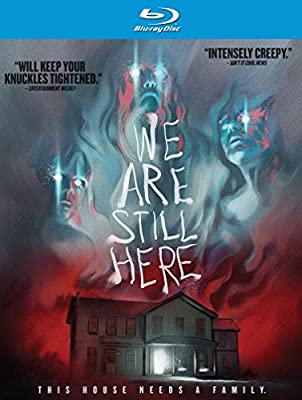 We Are Still Here [Blu-ray]