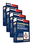 img - for Campbell's Operative Orthopaedics: 4-Volume Set, 13e book / textbook / text book