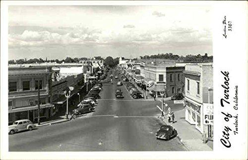 Turlock, California vintage postcard