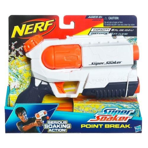 Imagen principal de Nerf Súper Agua Soaker pistola High Tide (Hasbro)