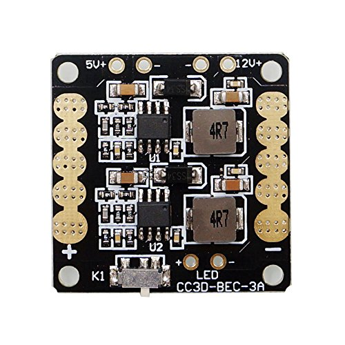 ARRIS® CC3D Flight Controller Mini Power Distribution Board w/LED