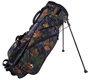 Pinemeadow Hunter Camouflage Golf Bag by Pinemeadow Golf