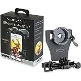 Carson HookUpz Universal Smartphone Digiscoping Adapter for Most Full Sized Binoculars (IB-700)