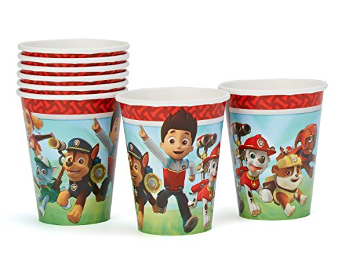American Greetings PAW Patrol 9 oz. Paper Cups (8 Count)