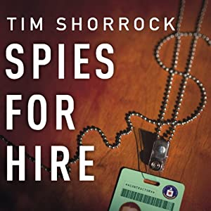 Spies for Hire Audiobook