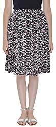 FADJUICE Women's Skirt (FJ-GS-004_30, Multi-Coloured, 30)