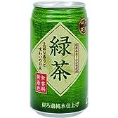 神戸茶房 緑茶缶 340g×24本
