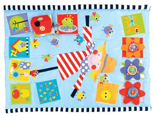 Yookidoo - Alfombra de juguete, juguete de primera infancia